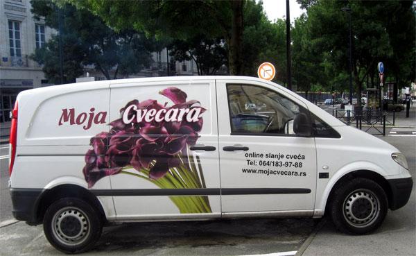 isporuka cveca